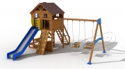 Playground complex Country-house