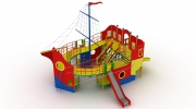 Playground complex Pirates