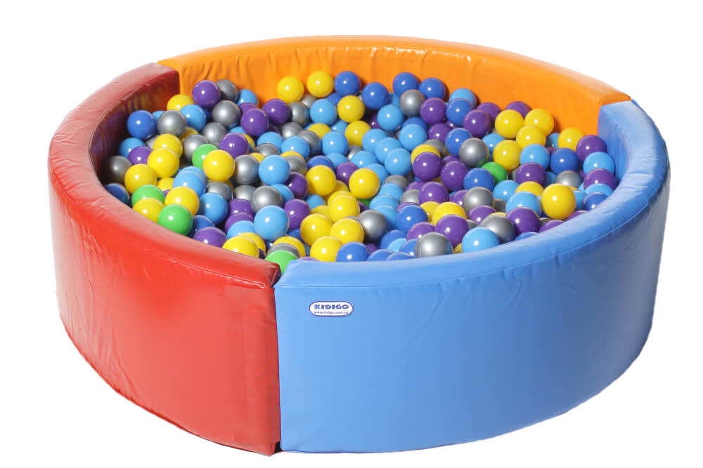 soft Play Ball Pool KIDIGO Circle 1,5 m