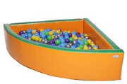 Soft Play Ball Pool KIDIGO Corner 1,5 m