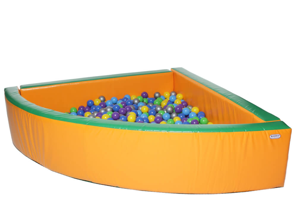 soft Play Ball Pool KIDIGO Corner 2 m