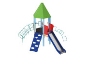 Playground complex Tower