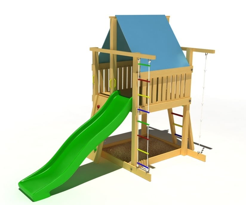 Playgrounds for country-houses