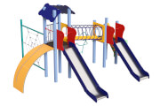 Playground complex Global Kid